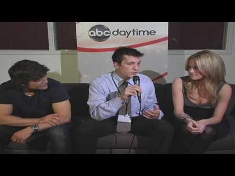 We Love Soaps TV #16 (Part 2 of 3): Dominic Zamprogna & Julie Marie Berman Video