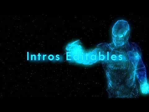 Template Sony Vegas Pro 12 Iron Man  / Free Template Editable