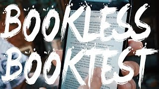 Bookless Booktest - Beau Cremer