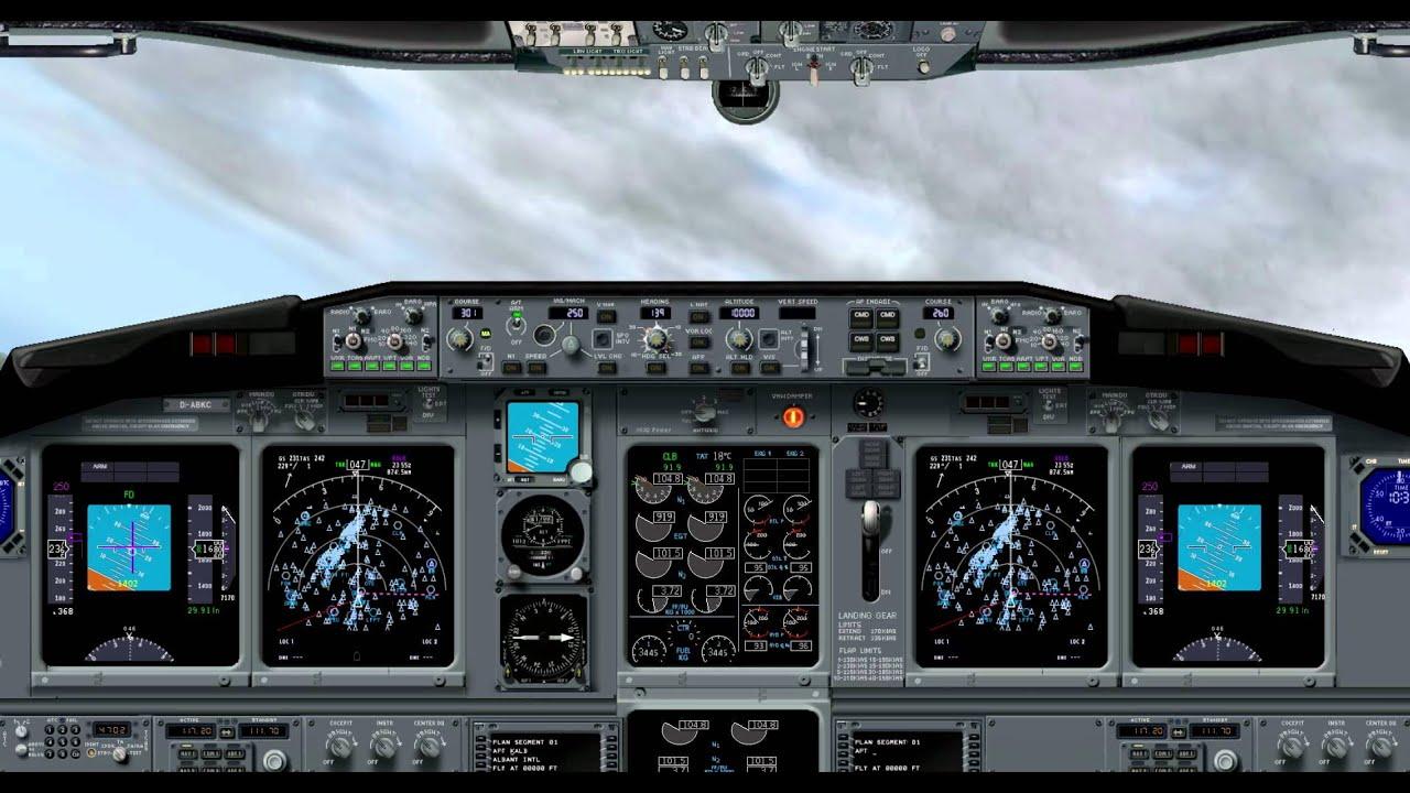x plane boing 737 800 autopilot problem youtube. Black Bedroom Furniture Sets. Home Design Ideas