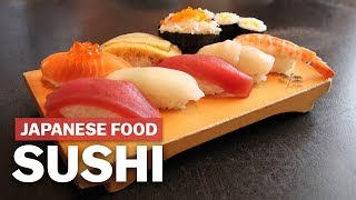 Sushi: How to Eat, History & Cost   japan-guide.com