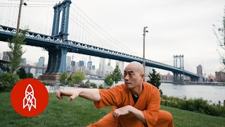 The Warrior Monk Who Brought Kung Fu to America