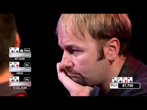 Aussie Millions 2012 Main Event. Ep8. HD