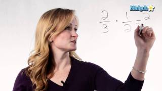 Learn Fractions - How To Multiply Fractions