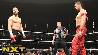 Relive the epic bae between Shinsuke Nakamura and Sami Zayn:  WWE NXT, April 6, 2016