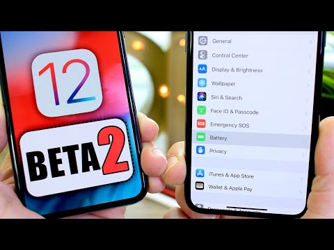 iOS 12 Beta 2 More New Features & Changes | Battery & Performance