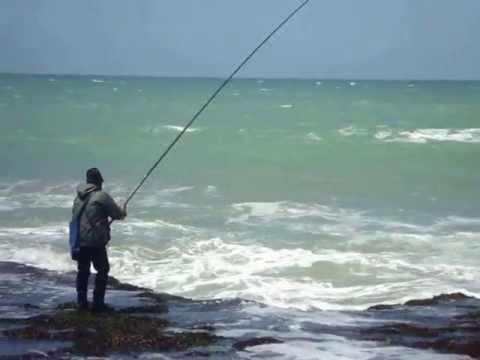 La lorgnette pour la pêche de vidéo