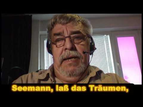 LESZEK  SINGS - SEEMANN  -  germany LYRICS  -  (shanties)