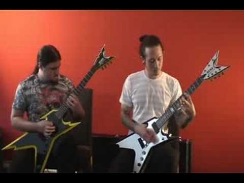 TRIVIUM - Shogun Riffing Part 10 - Like Callisto To A Star
