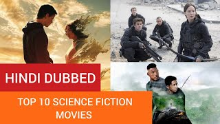 TOP 10 SCIENCE FICTION MOVIES HINDI DUBBED