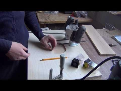 Видео работа ручного фрезера