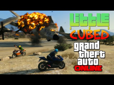 Little and Cubed: Nürburgtitan! - GTA Online