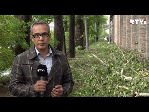 Ураган в Москве. 11 человек погибли