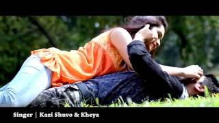 MUSIC VIDEO   PROMO  TUMI SHOPNO HOYE   KAZI SHUVO & KHEYA   DIRECTED BY SOUMITRA GHOSE EMON