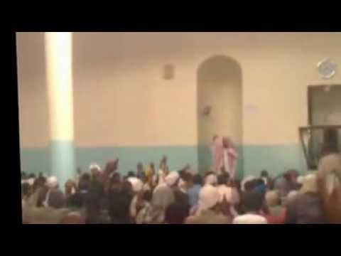 BILAL TUBE - Sheh Hojele Mosque Anti Ahbash-Mejlis Demonstratio 30/3/2012