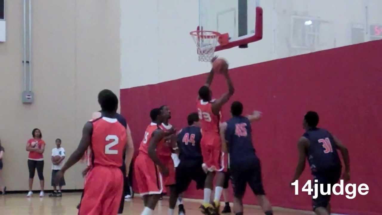 Rashaun Stimage 6'7 PF 2012 Farragut HS Chicago Has Rise (Mac Irvin Fire) basketball - YouTube