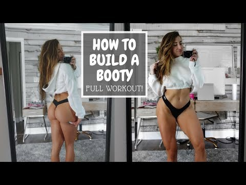 BUILD A BOOTY & Toned Legs thumbnail
