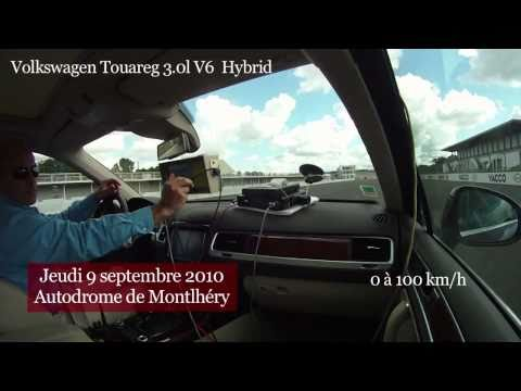 Volkswagen Touareg 3.0l V6 Hybrid