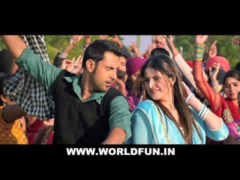 Feem Song   Gippy Grewal, Zarine Khan   Jatt James Bond   Releasing On 25th April 2014 video