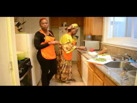 African Cooking Classes: Okra Soup | African Caribbean Food Market
