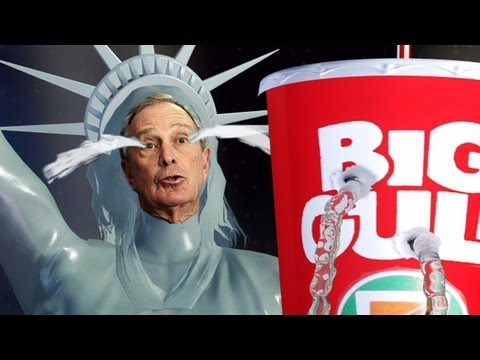 Bloomberg's soda ban: New York takes a collective Big Gulp!