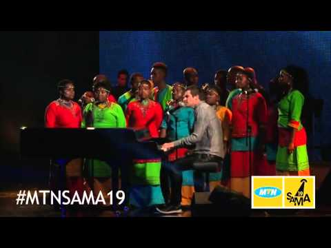 Elvis Blue - Halal'la Afrika & Hillbrow at 19th Annual SAMA Awards