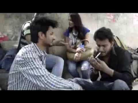 SHORT FILM: PASSIVE SMOKING