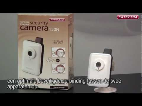 WL-405 Wireless Internet Security Camera 150N (Nederlands)
