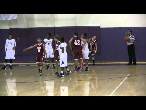 Saint Anthony High School Varsity vs Cantwell Sacred Heart of Mary High School