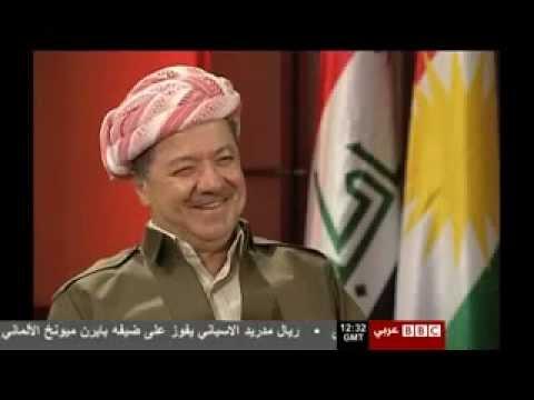 Hevpeyvîna Serok Barzanî li gel BBC Arabic