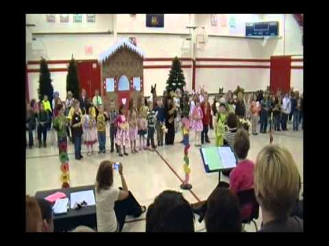 "Eastside Lutheran School Presents ""This Old Gingerbread House"""
