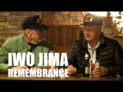 Remembering Iwo Jima: 70 Years Later