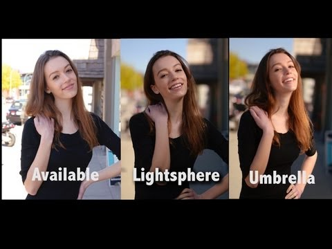 How To Shoot Outdoor Off-Camera Fill Flash with NIKON - HIGHLY DETAILED