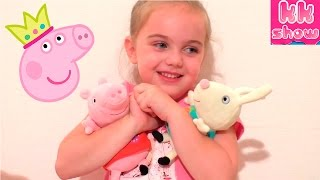 Свинка Пеппа на русском все серии подряд Peppa Pig СВИНКА ПЕППА 3 эпизода Сборник Свинка Пеппа
