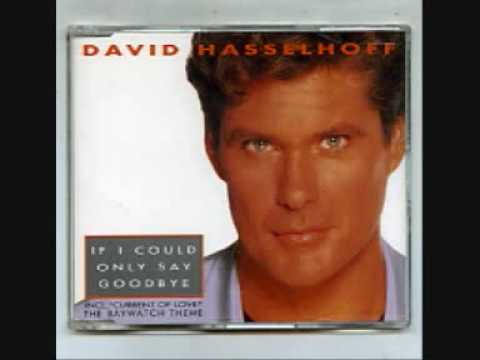 David Hasselhoff - If i Could Only Say Goodbye
