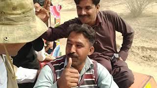 Cholistan Desert Rally on Tractor Trolly - part 1