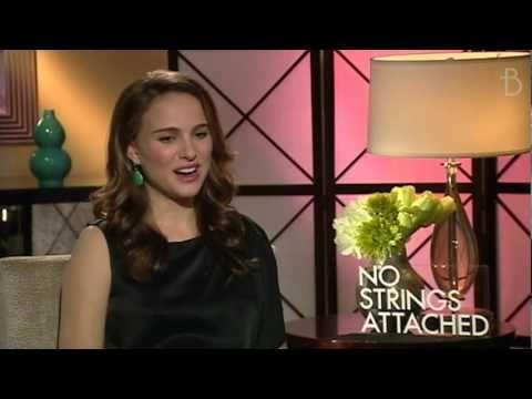 No Strings Attached: Natalie Portman, Ashton Kutcher & More - Buzzine Interviews... (Part 1)
