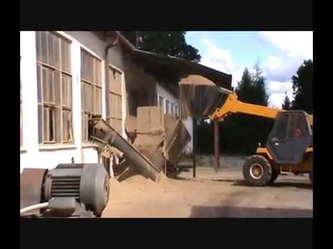 Produkcja pelletu - Biomasa agro