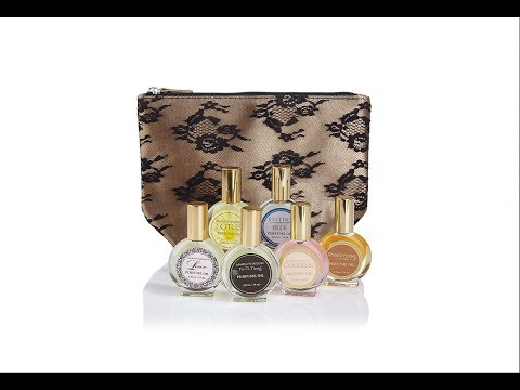 HSN | Item #314404 | Marilyn Miglin Perfume Oil 6-piece Collection