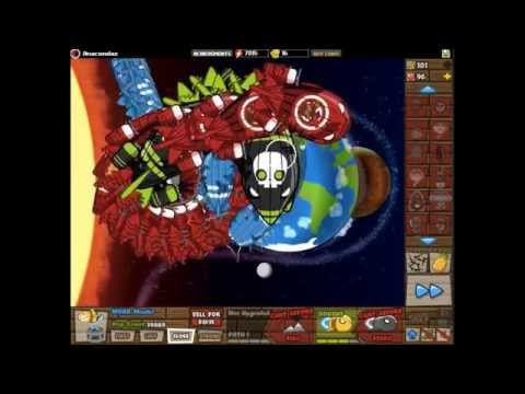 Bloons TD 5: Deflation Mode Round 97 NAPS!