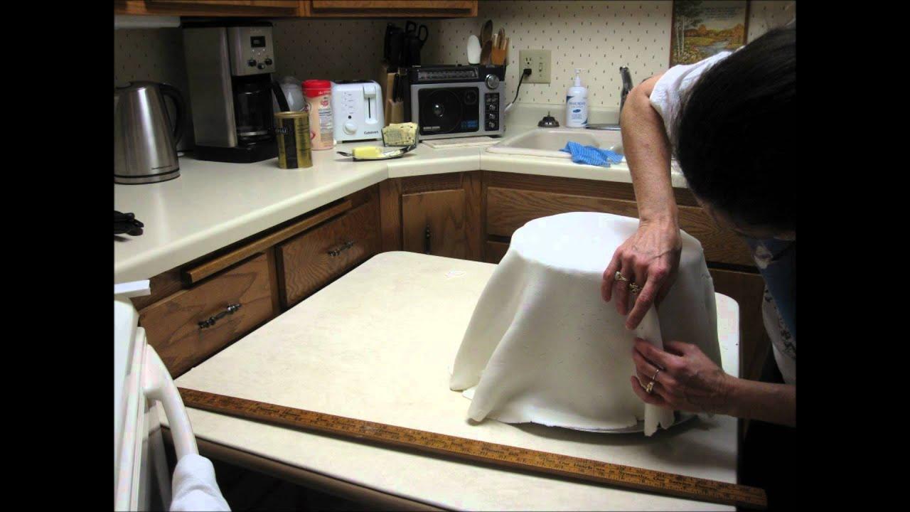 How To Make A Drum Set Cake