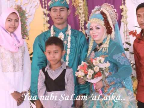 Download happy wedding mas rony end bunda wiwik.cover mahalul qiyam Mp4 baru