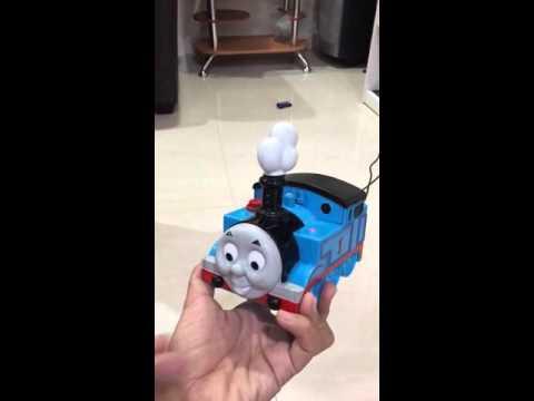 รีวิวของเล่นมือสอง วีดีโอเกมรถไฟโทมัส