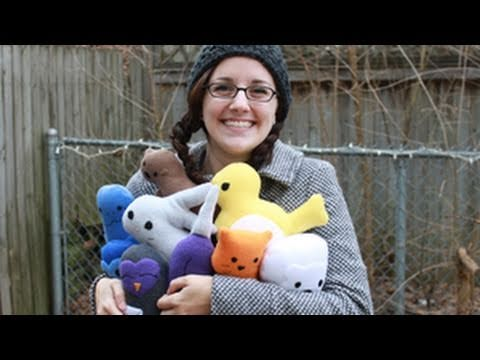 Making Plushies and April Tour
