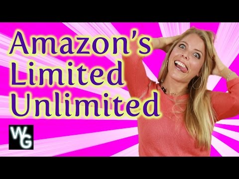 Amazon's Limited Unlimited - 3 Things with Chandler