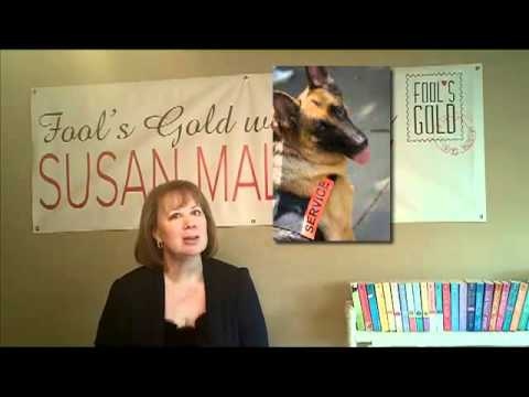 Susan Mallery on Only Yours, Fool's Gold book 5