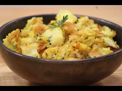 Bread Upma | Recipes Under 15 Minutes | Chef Jaaie | Sanjeev Kapoor Khazana