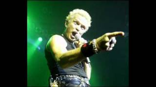 Watch Billy Idol Come On Come On video