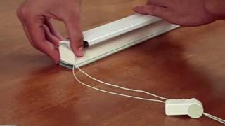 How to Restring a Delmar Pleated or Cellular Shade