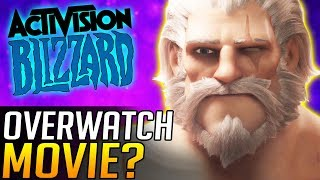 Overwatch Movie Discussed By Activision Blizzard!